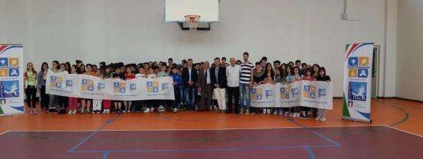 Sport@Scuola a San Marzano sul Sarno: OPES incontra gli studenti salernitani