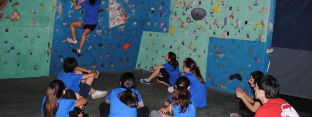 Sport@Scuola. A Firenze una giornata di pratica sportiva all'insegna dell'arrampicata