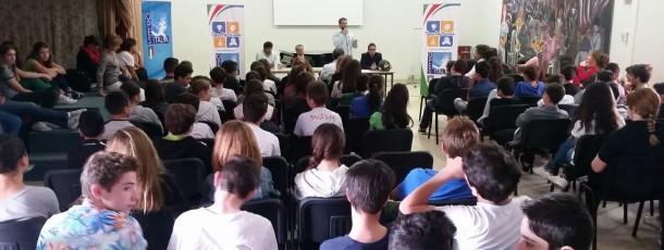 """Sport@Scuola incontra gli studenti romani: """"Lo Sport come mezzo di crescita"""""""