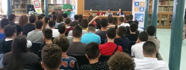 Sport@Scuola incontra Napoli. Con OPES all'Istituto da Vinci