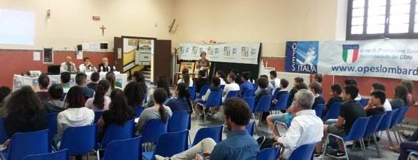 Sport@Scuola incontra gli studenti delle scuole medie di Milano